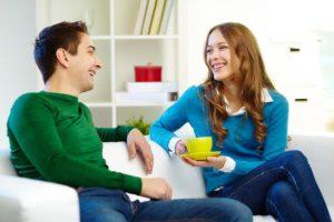 Способы, как можно поддержать беседу